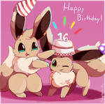 Birthday Commission