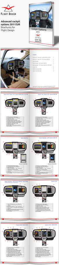 Advanced cockpit options 2011