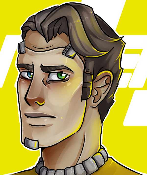 Handsome Jack by Hagyr