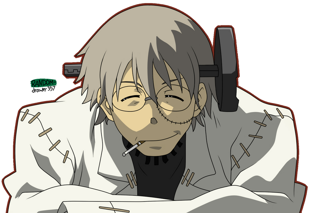 Un Nuevo Profesor (Priv.Stein) Stein_by_random_drawer357-d66szso