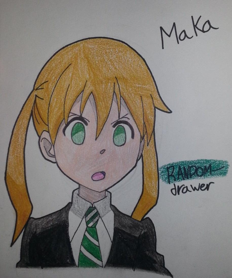 Maka by RANDOM-drawer357