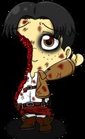 Dead Chibi Marco by RANDOM-drawer357