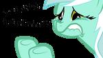 Lyra has no hands