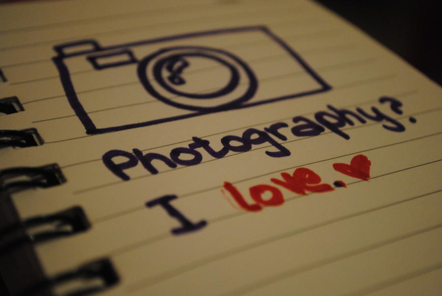 Photography? I love. by Epic-Stuff