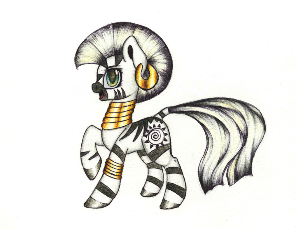 Zecora by EvilDraw