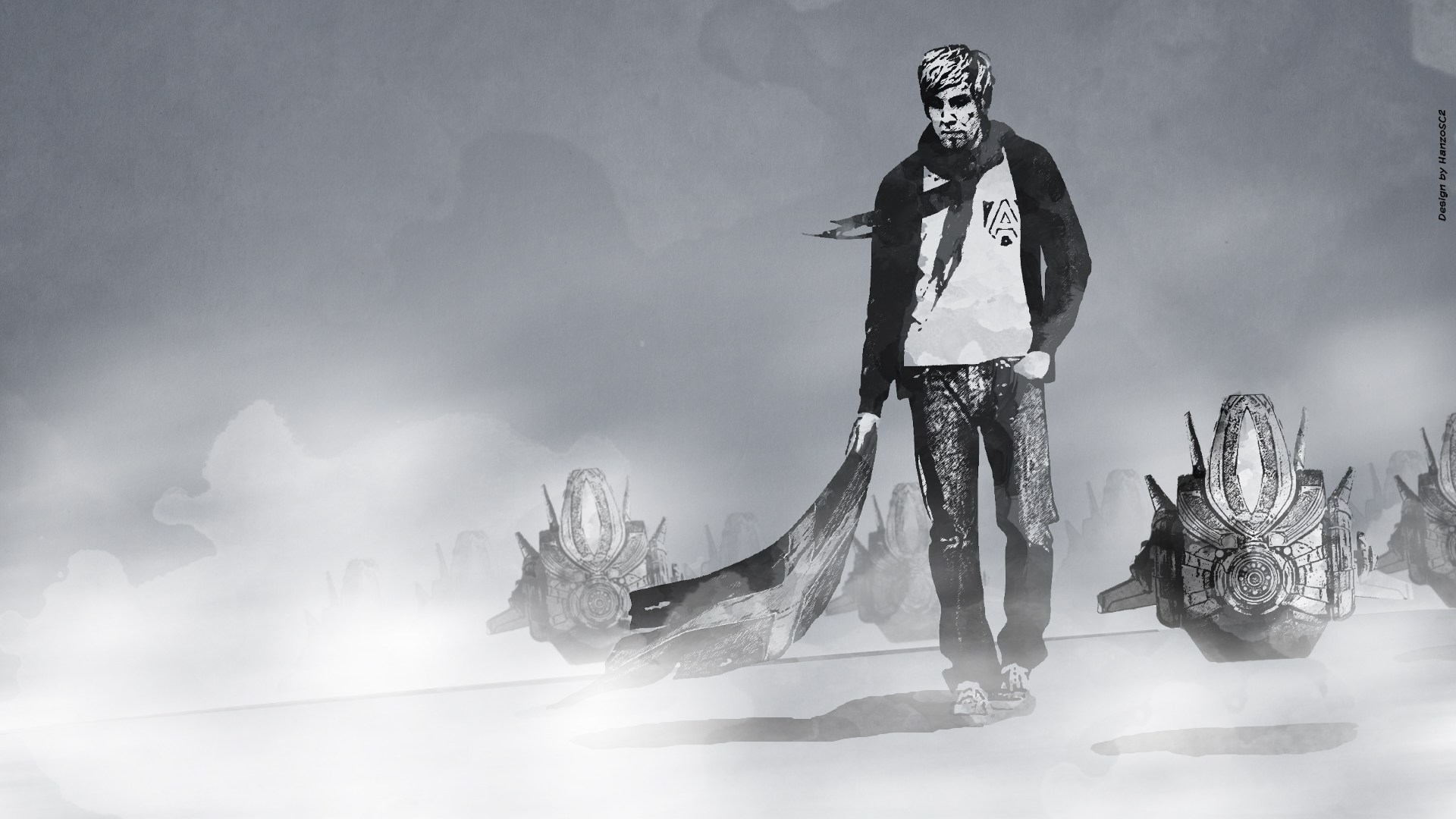 Naniwa - The King in the North by HanzoSC2