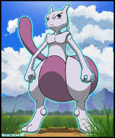 Mewtwo - Back to the sunlight