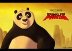Five Years with Kung Fu Panda