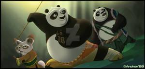 Kung Fu Panda 3 Is Coming