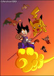 DragonBall and Pokemon Anniversaries