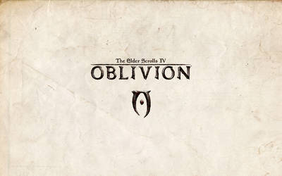 TES: Oblivion by Mainer82