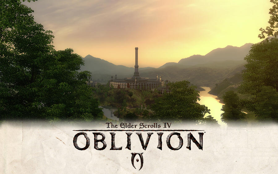 TES: Oblivion by Mainer82 on DeviantArt