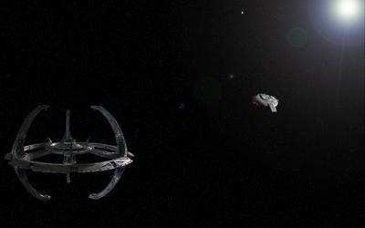 Star Trek Deep Space Nine by Mainer82