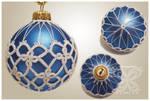 Xmas ornament 220 by LenaRaven