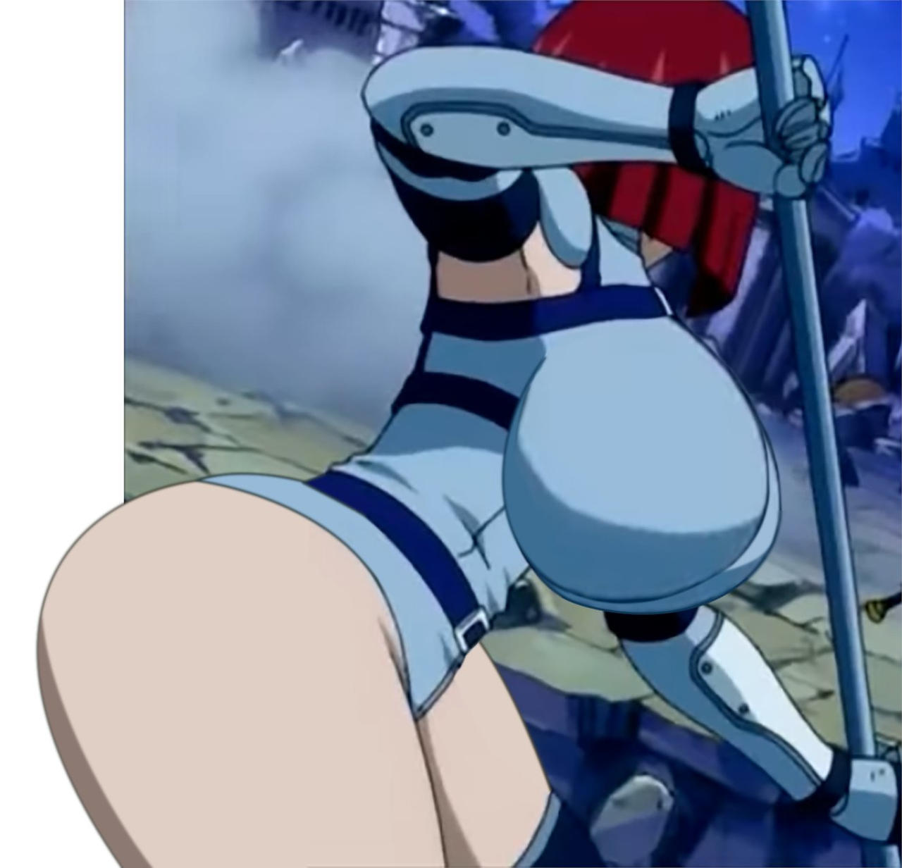 Erza Thicc