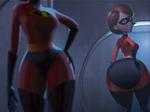 Elastigirl huge ass