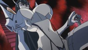 Kill la Kill Satsuki Kiryuin big breasts