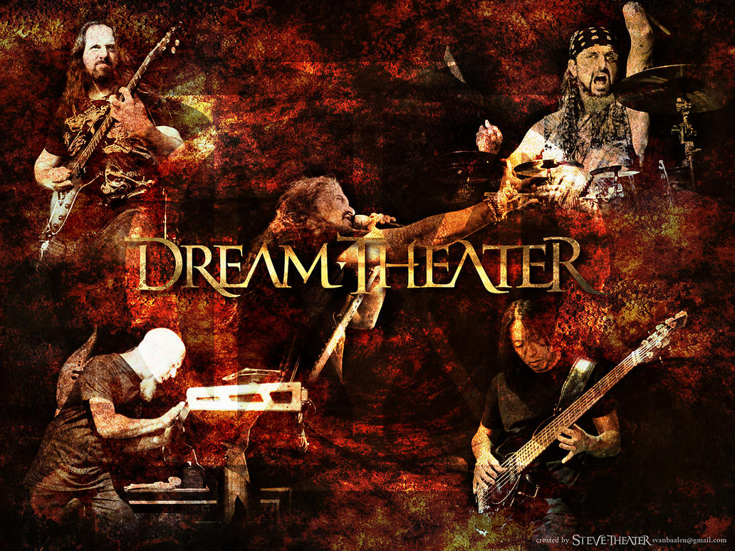 Wallpaper Dream Theater