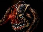 Cyberdemon Face