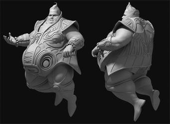 Baron by jasonlin3d