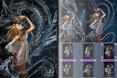 Aqualita. Breakdown. by Vitaly-Sokol