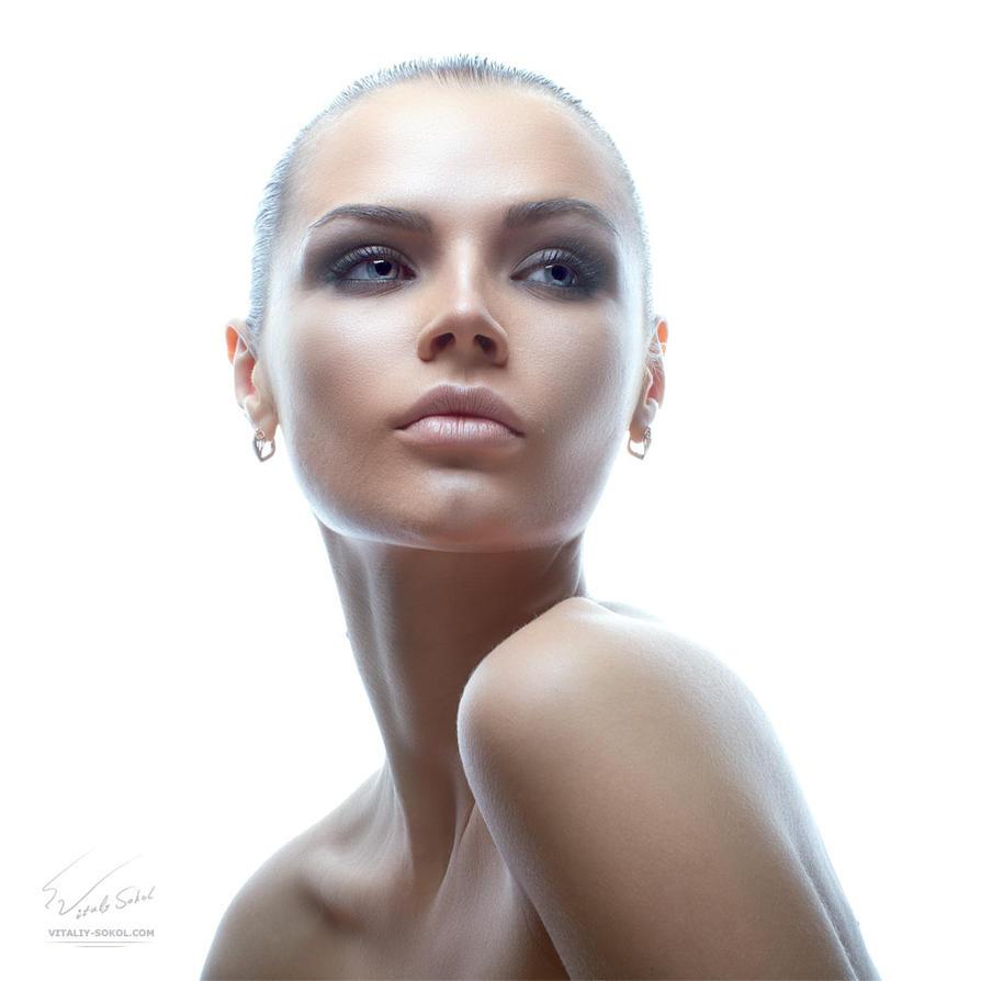 Just Beauty by Vitaly-Sokol