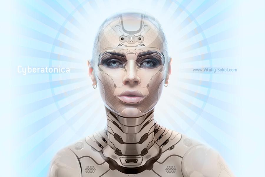 Cyberatonica. Real world by Vitaly-Sokol