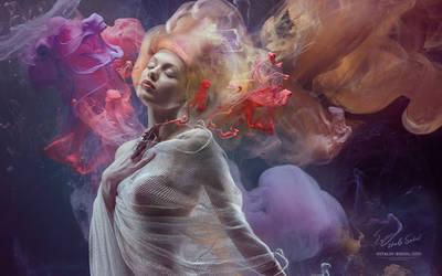 Devora. Closeup version. by Vitaly-Sokol