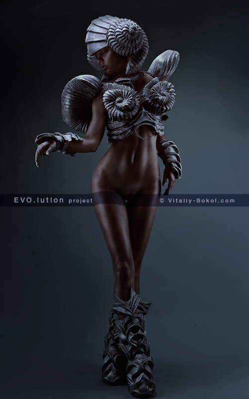 EVO.lution project. WIP by Vitaly-Sokol