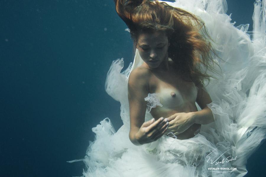 In White by Vitaly-Sokol