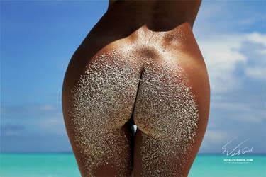 Maldivian Sands by Vitaly-Sokol
