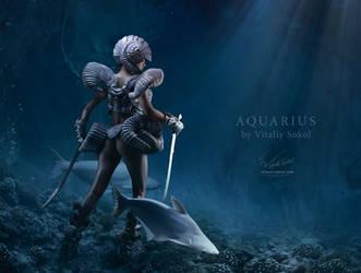 Aquarius by Vitaly-Sokol