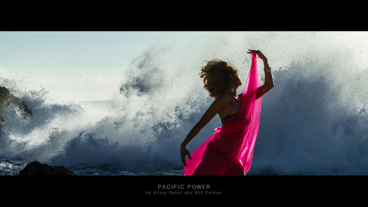 Pacific Power by Vitaly-Sokol