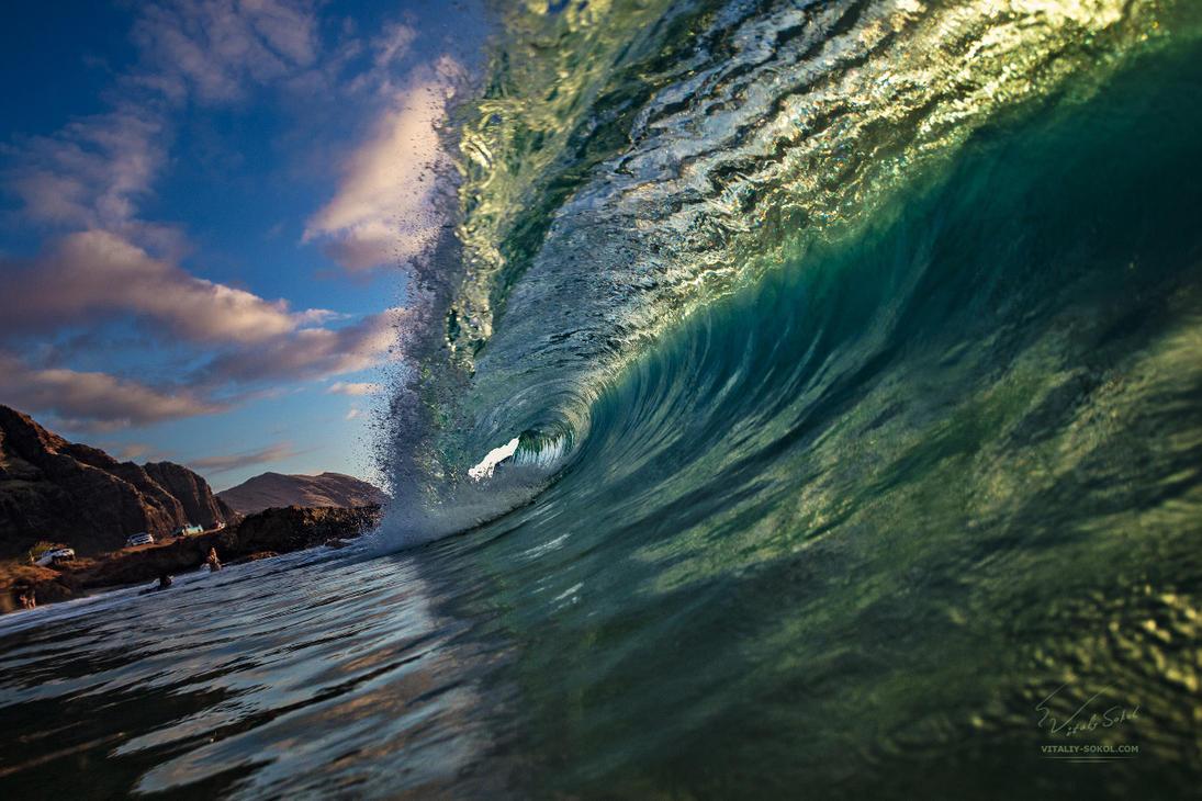 Rip Curl by Vitaly-Sokol