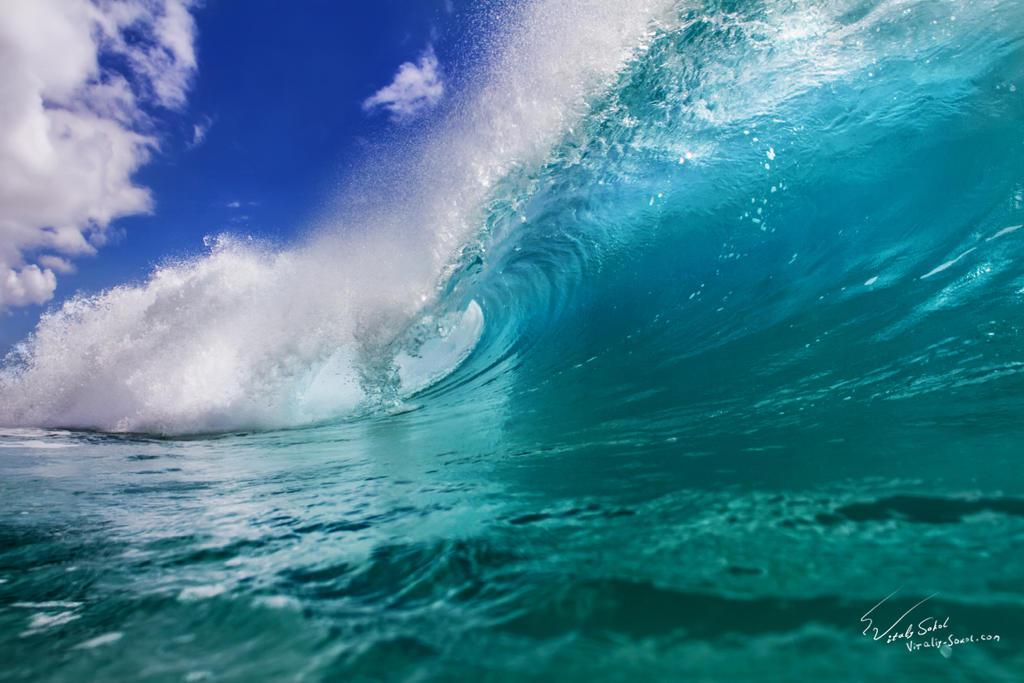 The Ocean by Vitaly-Sokol
