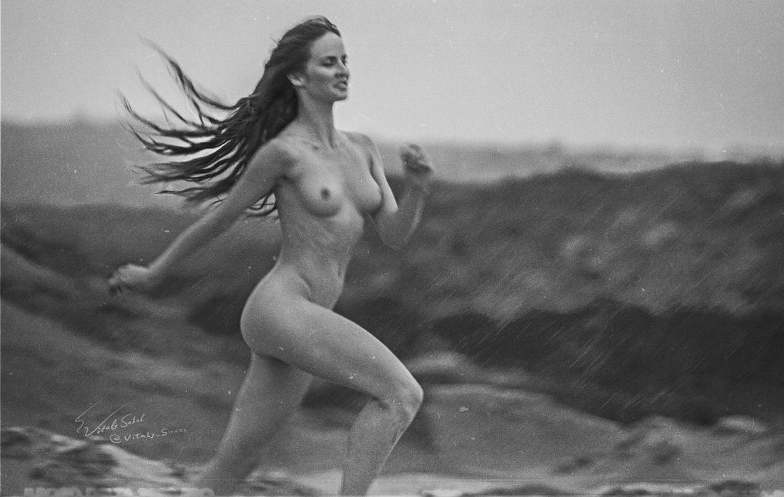A Rain by Vitaly-Sokol