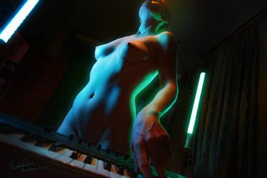 New Light by Vitaly-Sokol