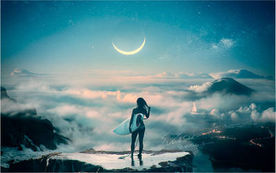 MoonLight(II) by Vitaly-Sokol