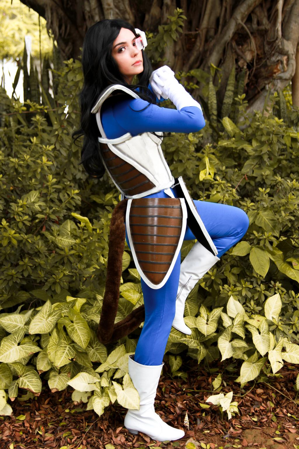ball female cosplay Dragon