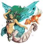 Ocean Fairy