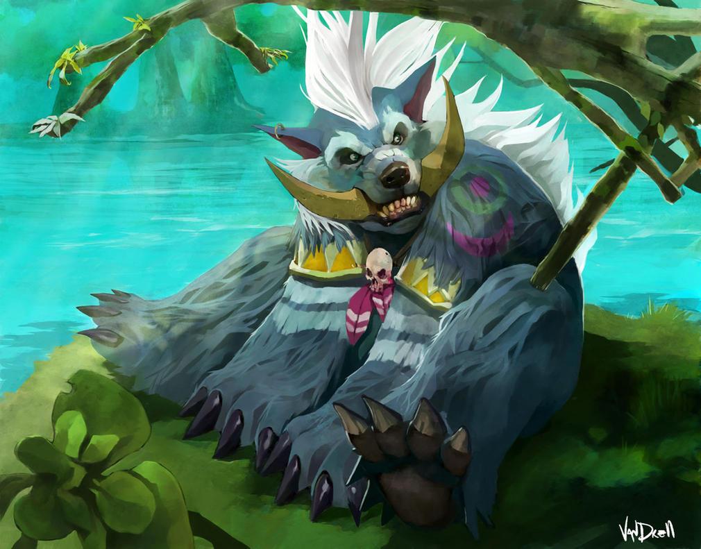 Zak'Naku Wow_troll_druid_by_vandrell-d6035mt