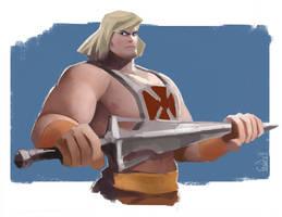 MOTU 2015-01-he-man by Vandrell