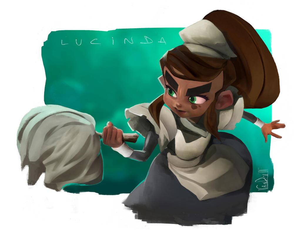 2015 - Lucinda by Vandrell
