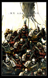 We Are Legion by ukitakumuki
