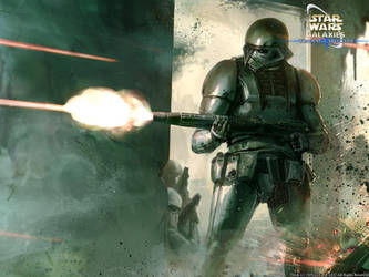 Exogen Class Darktrooper by ukitakumuki