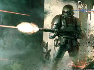 Exogen Class Darktrooper