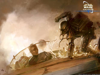 Powered Armour by ukitakumuki