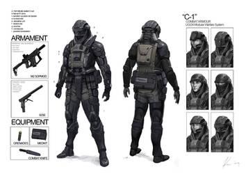 Space Vagabonds: Combat by ukitakumuki