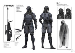 Space Vagabonds: Sniper