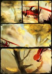 02FLY#1 - Flying Against Time by ukitakumuki